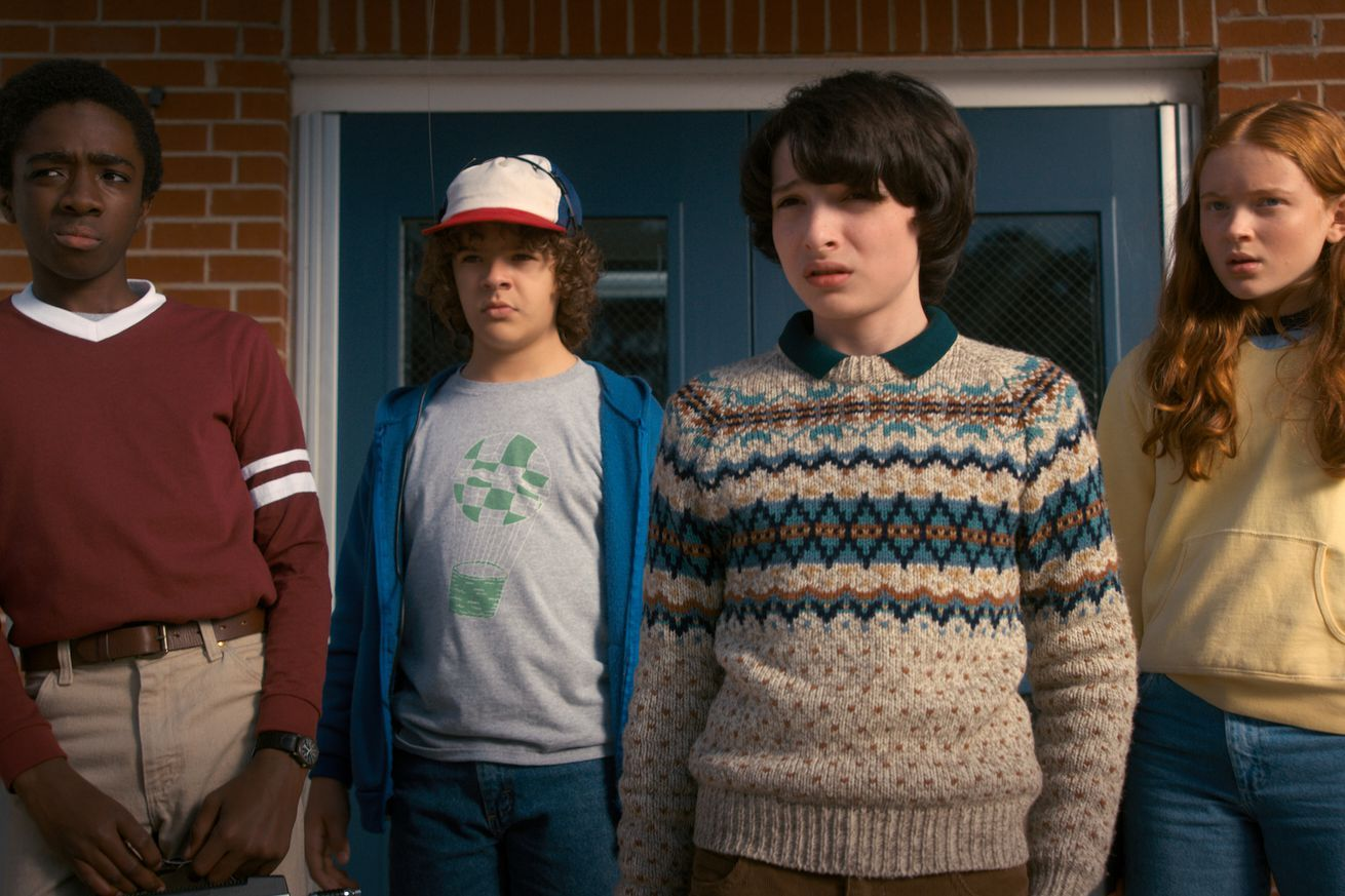 New Trailers Stranger Things Justice League Star Wars The Last