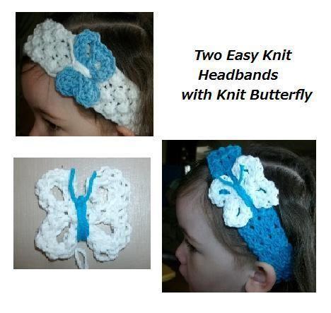Knit Butterfly Head By Copper Llama Knitting Pattern Looking