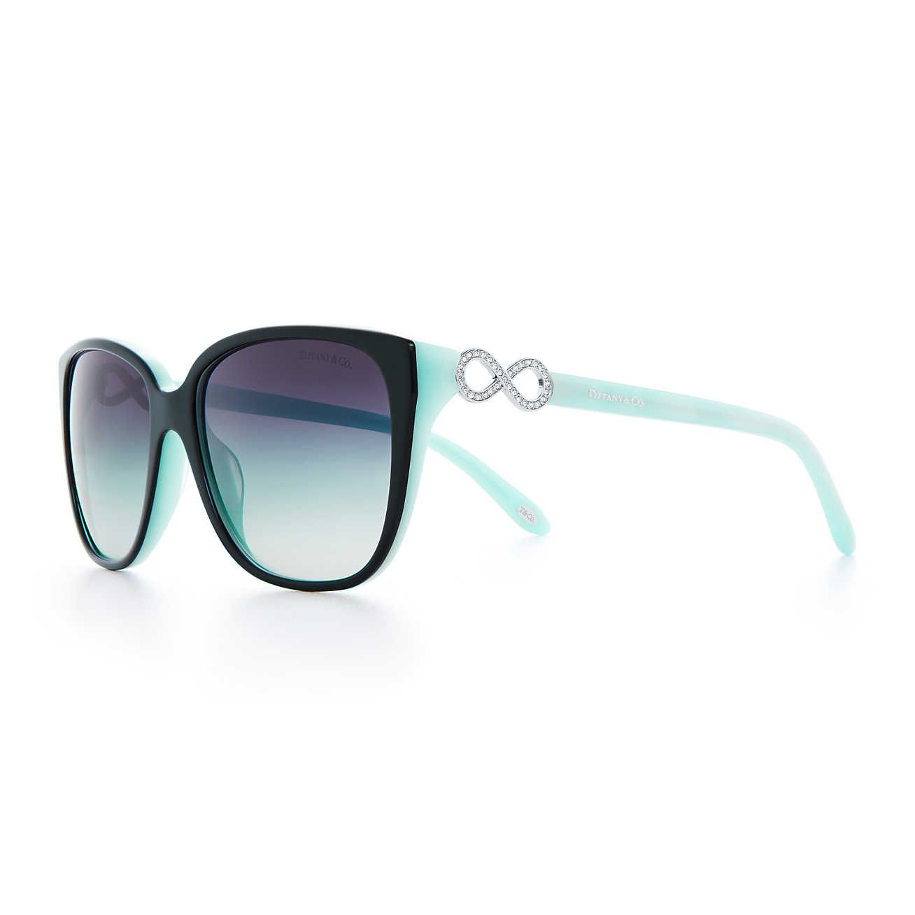 3816d7c3de Tiffany Infinity Square Sunglasses