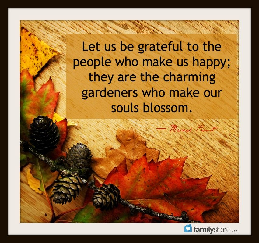 Thanksgiving inspirational quote Thanksgiving quotes