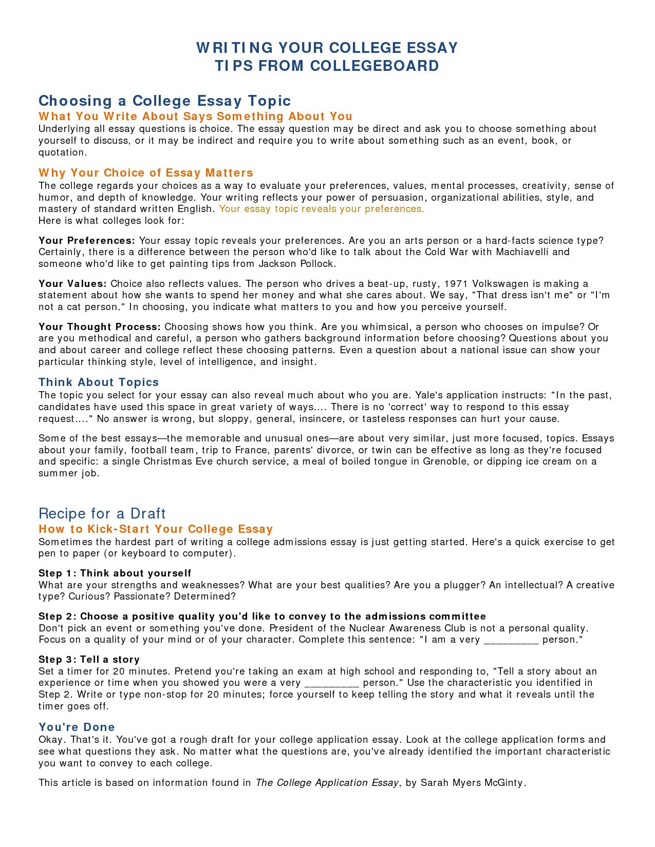 sample college essays httpfoplodge35comcsscollege admission. Resume Example. Resume CV Cover Letter