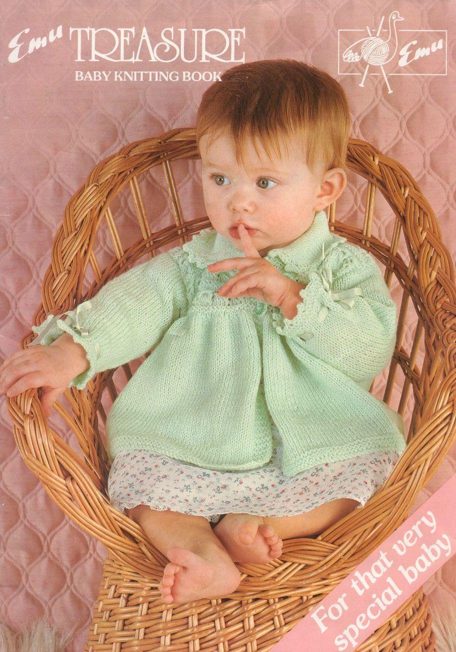Treasure Baby Knitting Book - 紫苏 - 紫苏的博客