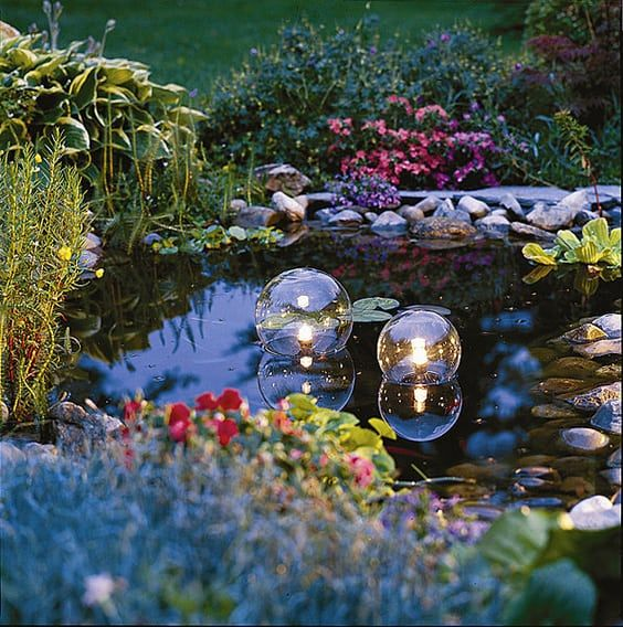 73 Backyard and Garden Pond Designs And Ideas -   13 backyard garden pond ideas