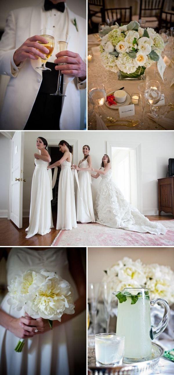 Connecticut Wedding by Joshua Zuckerman Photography | Boda