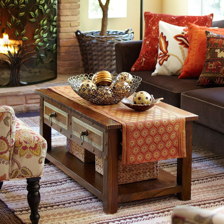 Heera Coffee Table Import Decor Decor Elegant Home Decor