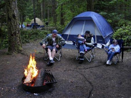 Camping Oregon: Top 10 tent sites   Oregon camping, Tent ...