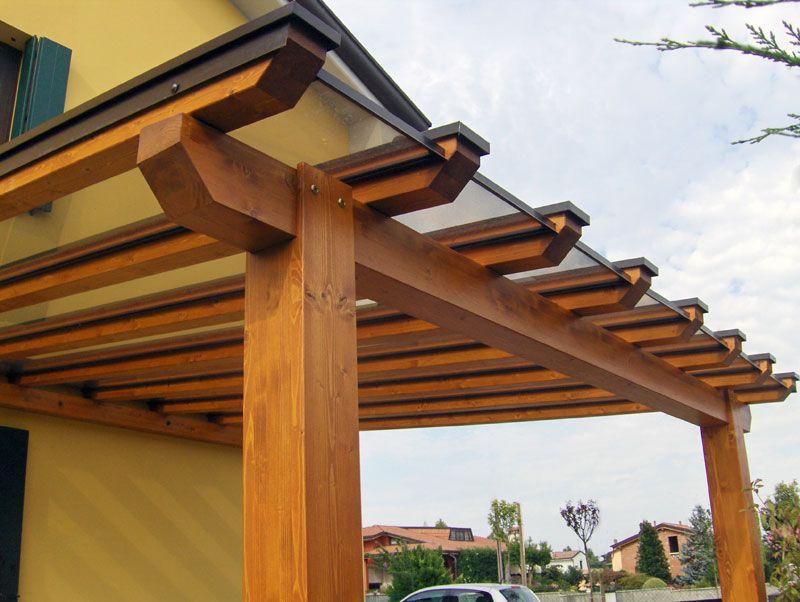 Artigiana coperture foto e immagini di strutture for Tettoia inclinata del tetto