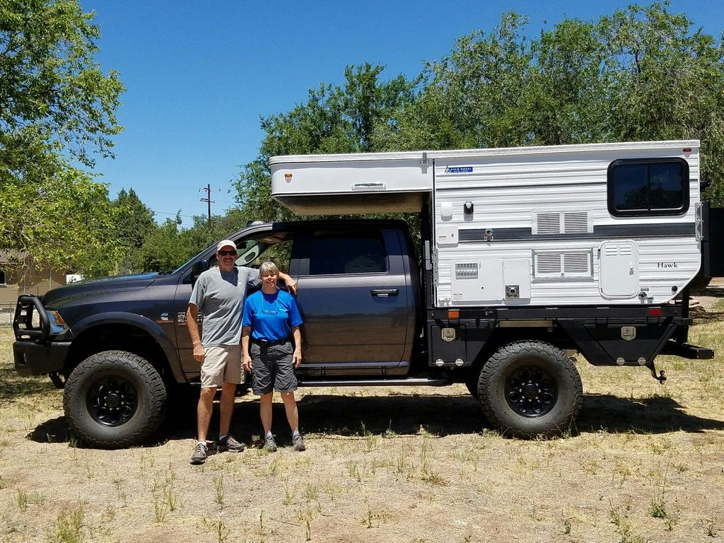 Flatbed FWC on an AT modified RAM - Expedition Portal   4x4