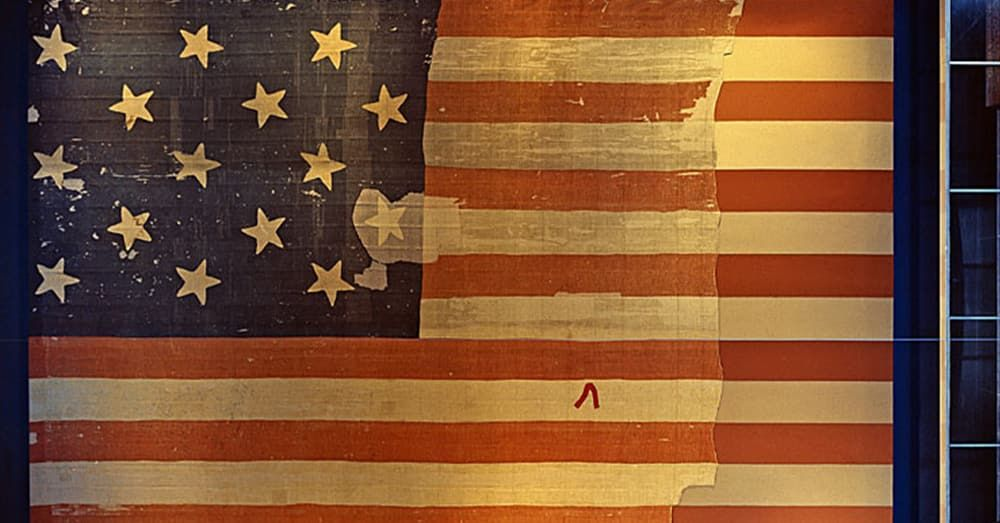 12 Surprising Facts About The American Flag You Never Knew Star Spangled Banner American Flag Flag