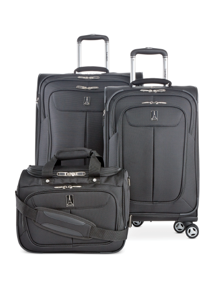 Travelpro Highlite Iii 3 Piece Spinner Luggage Set Reviews Luggage Sets Luggage Macy S Spinner Luggage Sets Luggage Sets Luggage