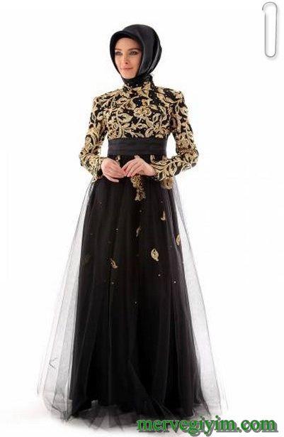 Setrms Prenses Abiye Modelleri