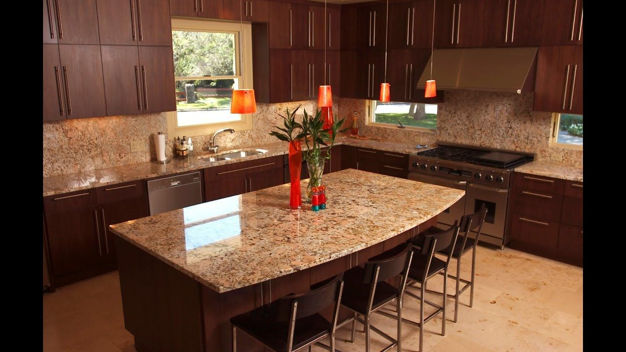 Best Of Backsplash Ideas For Kitchens With Granite Countertops And Review In 2020 Country Kitchen Backsplash Granite Countertops Kitchen Granite Countertops