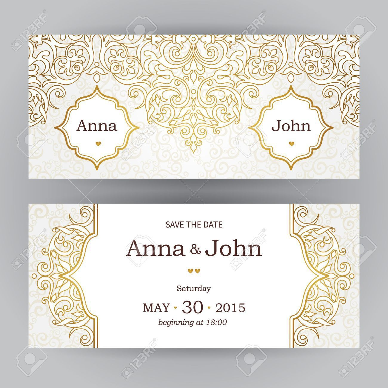 carte anniversaire carte d invitation mariage orientale. Black Bedroom Furniture Sets. Home Design Ideas