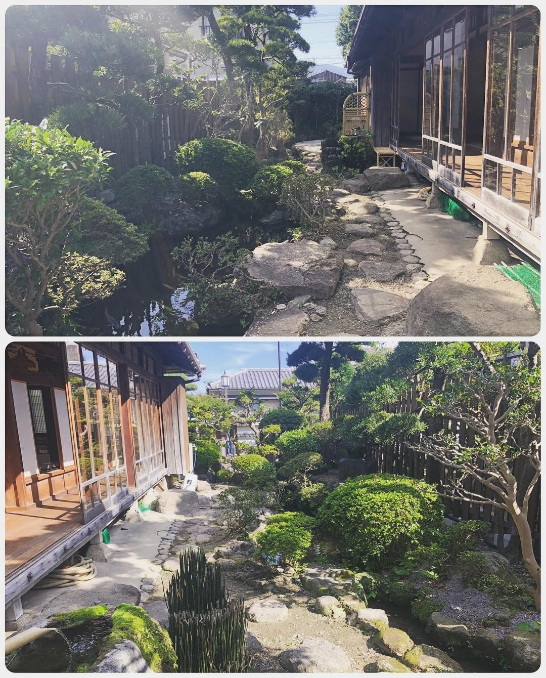しまばら湧水館 旧三村家住宅 庭園 Shimabara Yusuikan S Garden Shimabara Nagasaki Japanese Garden Japanese Sidewalk
