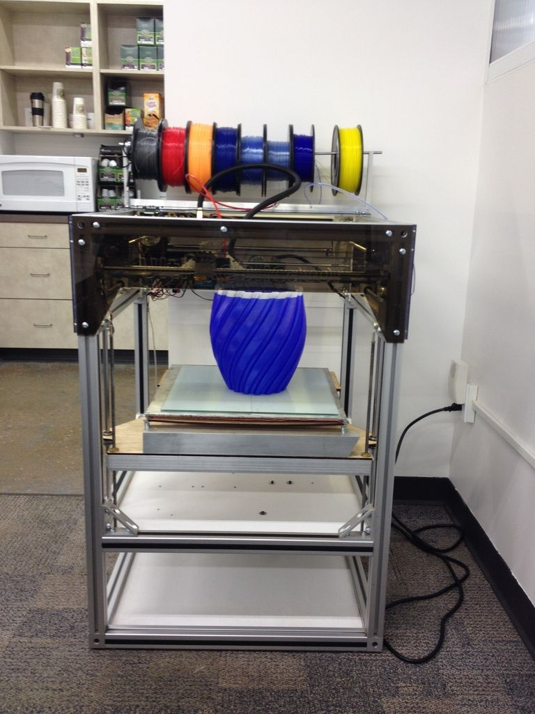 UltiReplicator by Unknown Thingiverse 3d printer