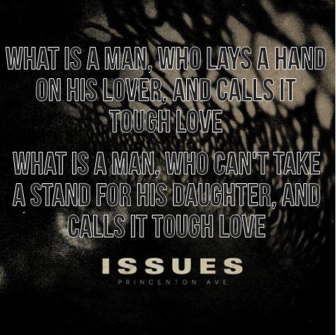 Issues Lyrics | Band Lyrics | Issues lyrics, Music lyrics ...
