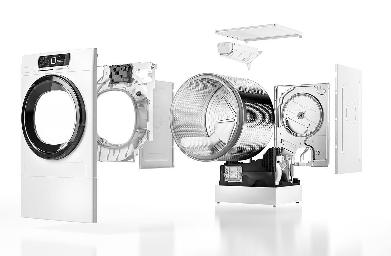 BAUKNECHT | Widestudio Rendering 3D