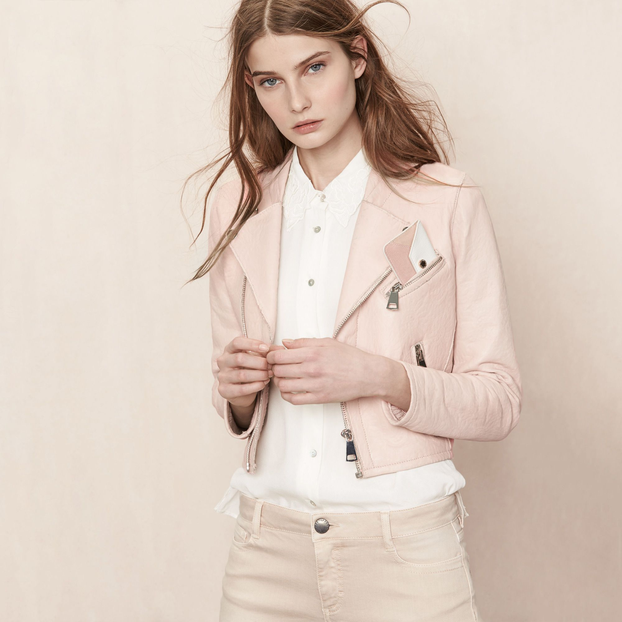 6bb8c4435ca7 Beautiful soft pink... perfect for the spring summer season ...
