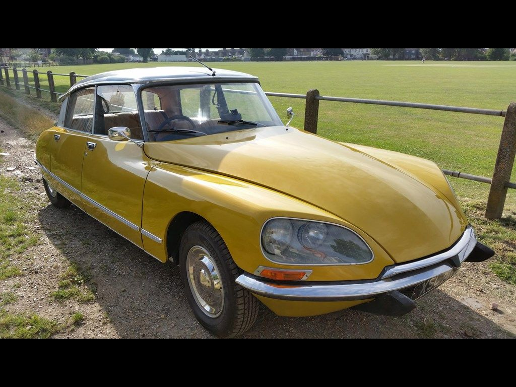 1971 CITROEN DS for sale | Classic Cars For Sale, UK ☳ https://de ...