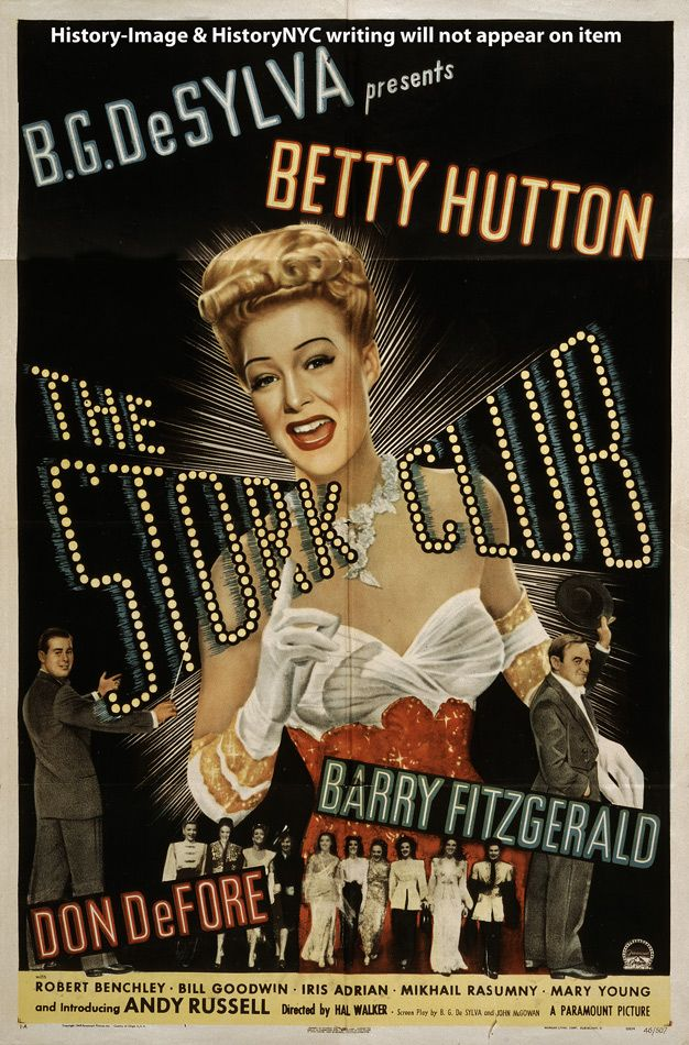 Watch The Stork Club Full-Movie Streaming