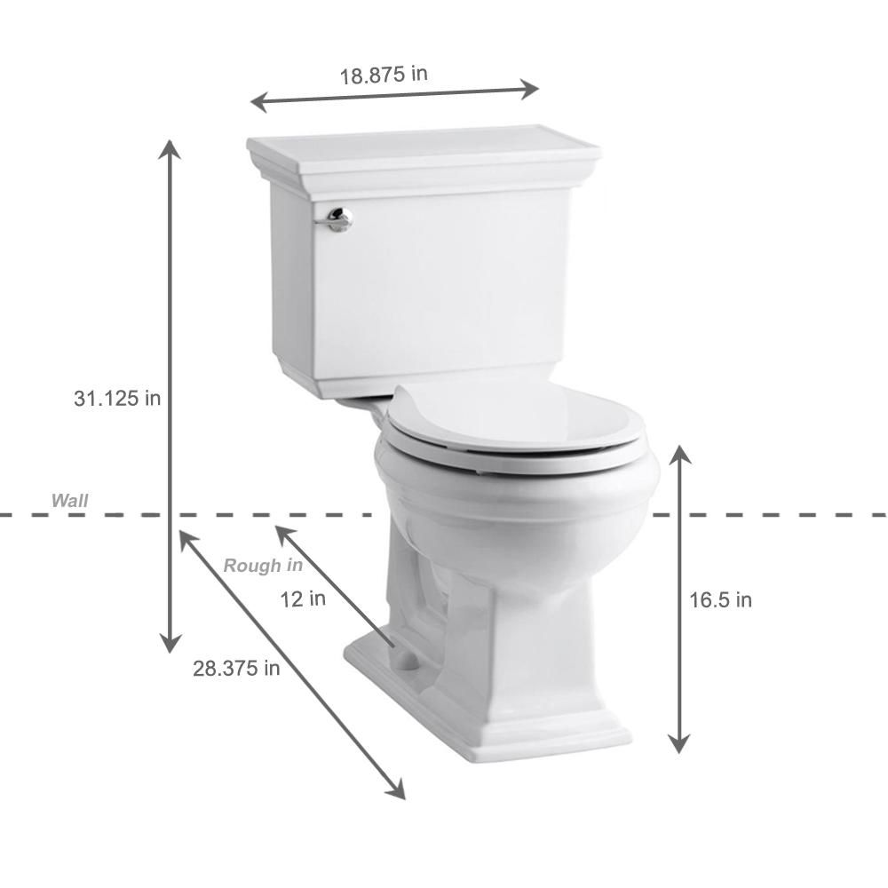 American Standard Cadet Pro Elongated 1 28gpf 10 Rough In Toilet 215cb104 020 Toilets Ideas Of Toilets Toi American Standard Toilet Toilet Tank