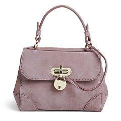 830fffe875 Mini Suede Tiffin - Ralph Lauren Bags - Ralph Lauren UK
