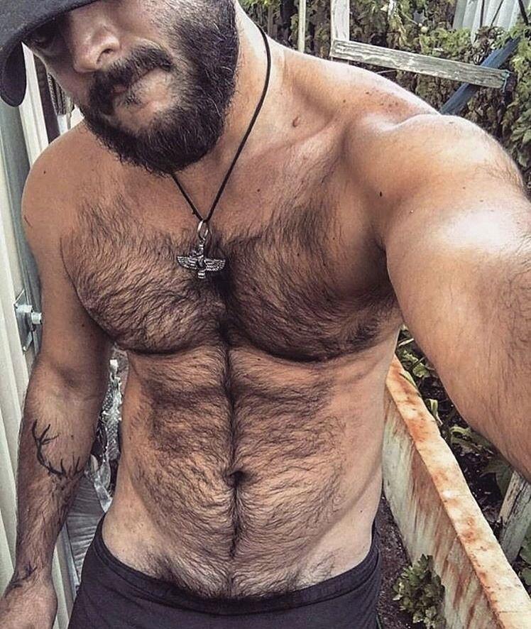 Pin On Hot N Hairy Men