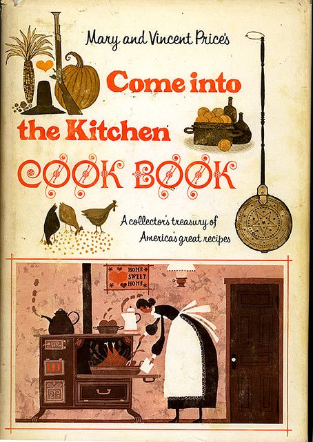 Mary & Vincent Price's Cookbook   Flickr