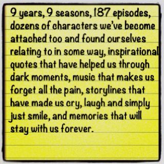 one tree hill. always and forever.