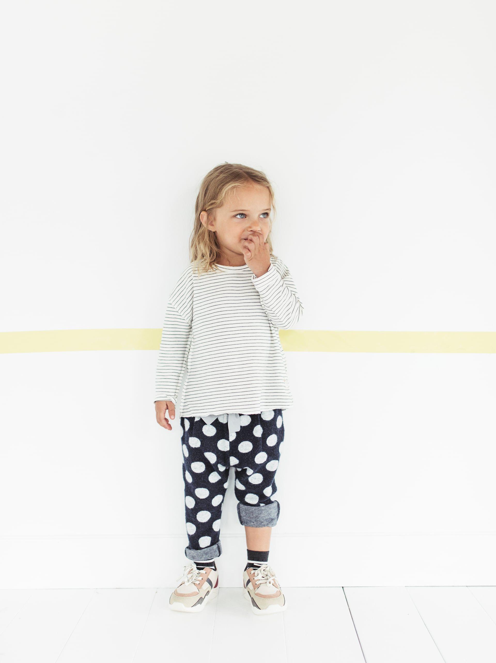 cccbdc08 Image 1 of SOFT FABRIC TROUSERS from Zara | Newborn | Soft fabrics ...