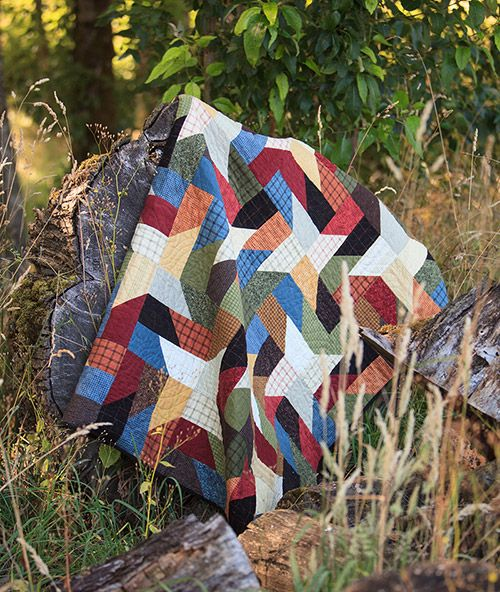 Starry Starry Night Flannel Kit From The Pine Needle Quilt Shop Quilt Shop Todays Quilter Quilt Kits