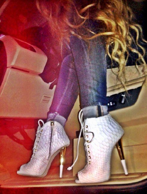 Giuseppe heels, Heels, Stiletto heels