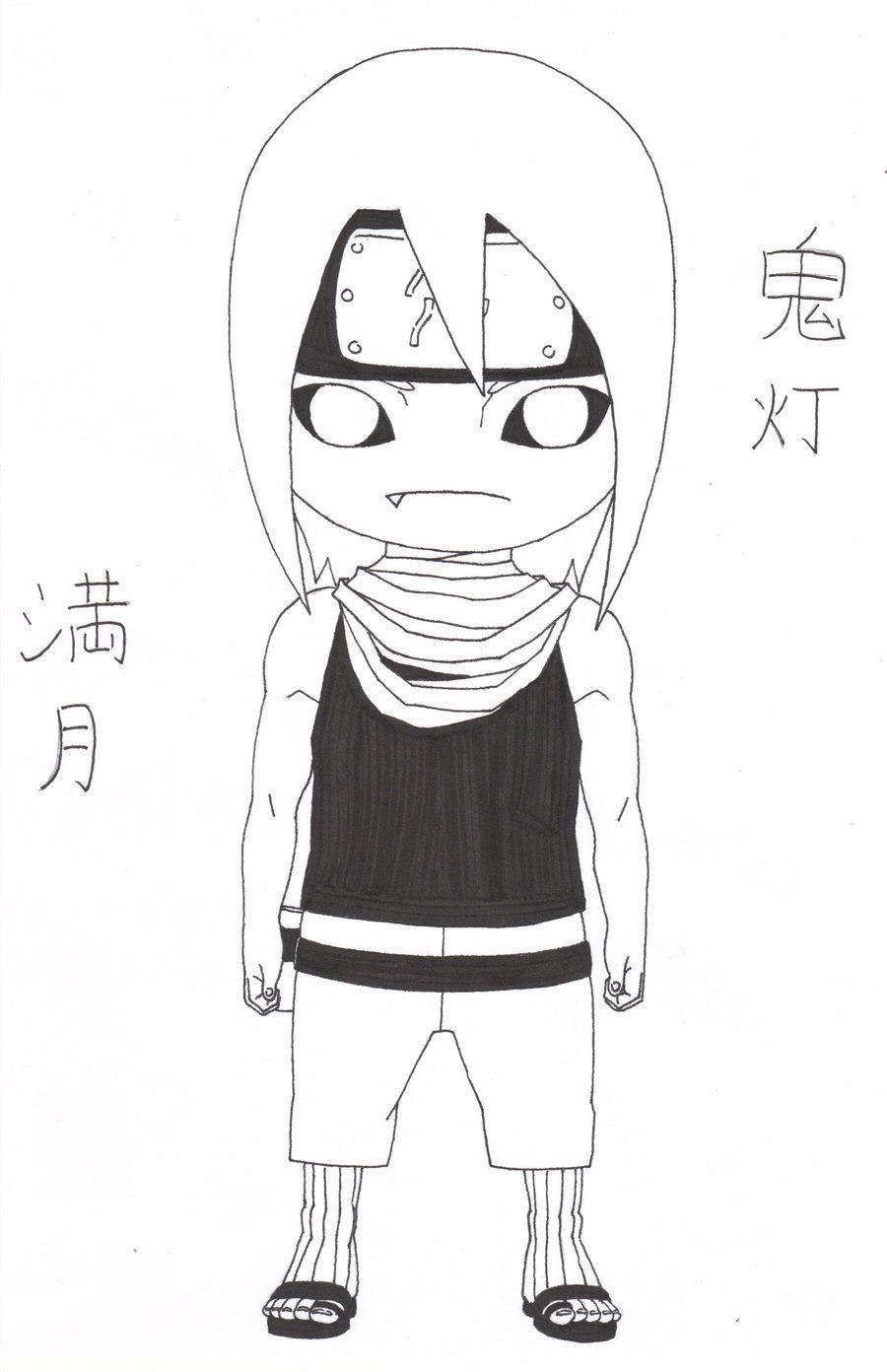 Mangetsu Hozuki by TheArk6-14 | Chibi, Espadachins, Animação