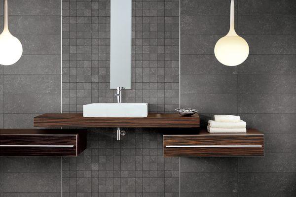 Voor in de badkamer bestaat er ook een zeer stijlvol decor binnen dit gamma.