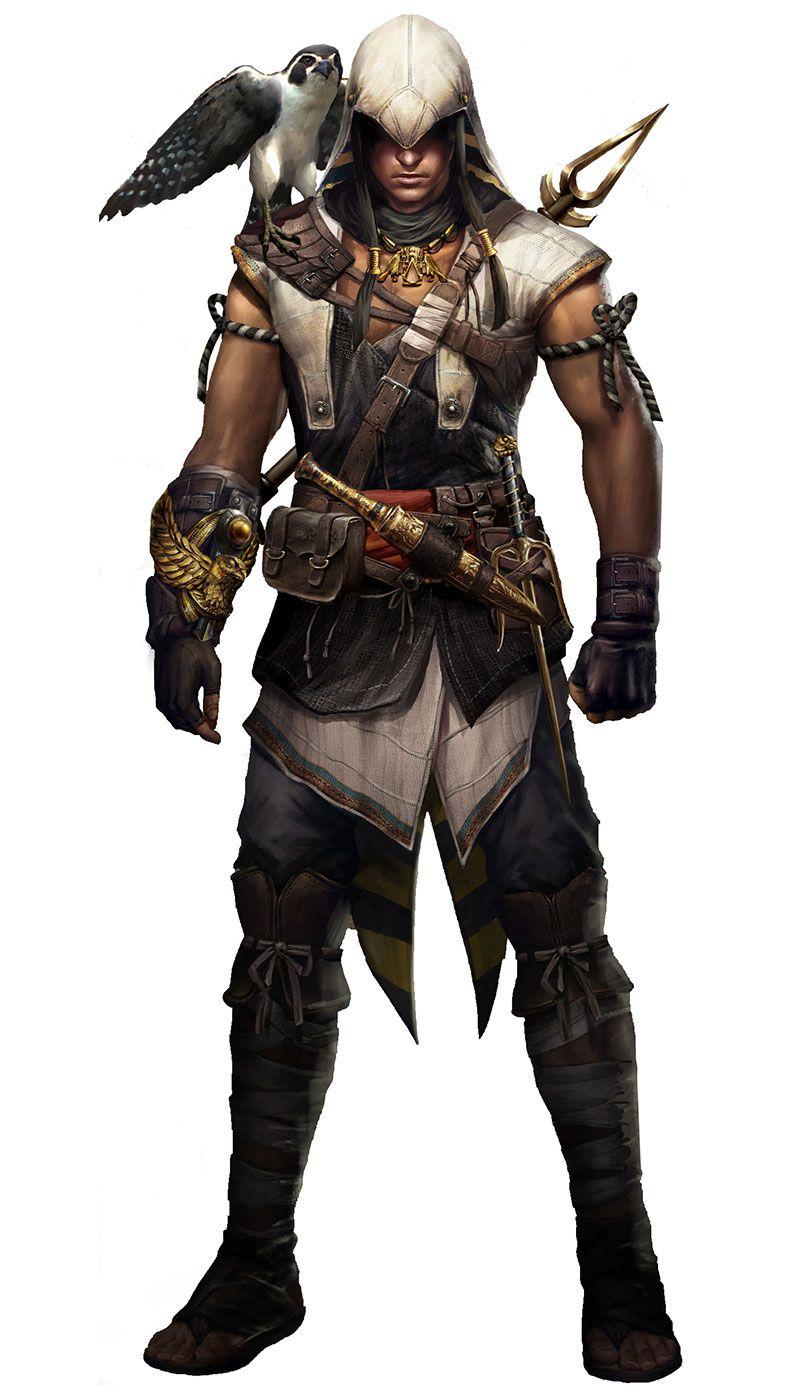Assassin S Creed Origins Bayek Assassins Creed Assassins Creed Art Assassins Creed Artwork