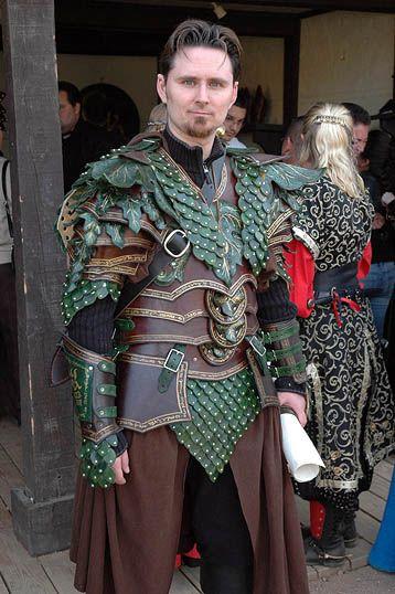 Green Armor!