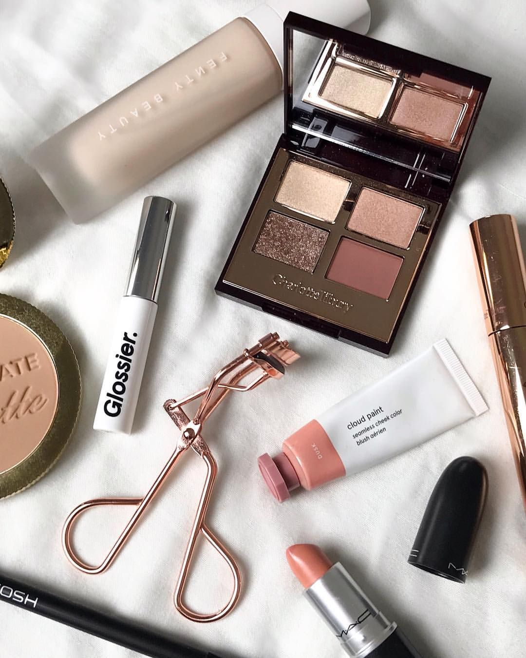 """M A I Y A on Instagram """"A few of my current makeup picks"""