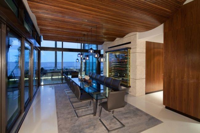 79 Moderne Esszimmer Ideen Von Exklusiven Designhäusern Und Apartments #79 # Moderne #Esszimmer #
