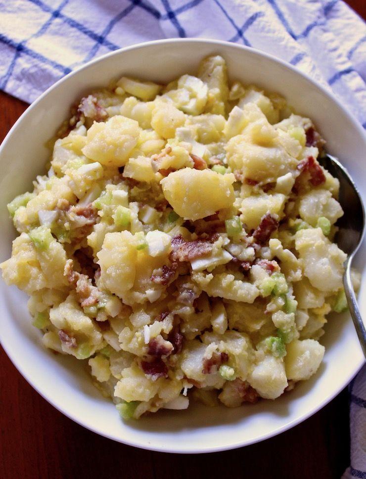 German Potato Salad Recipe With Pickles