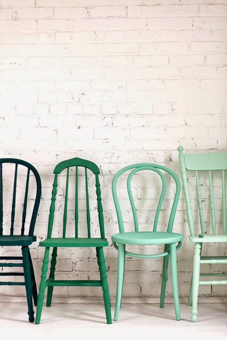 Fru Vintage Pastellgrönt är skönt! is part of Furniture -