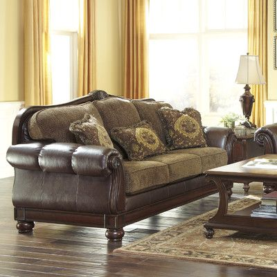 Signature Design by Ashley Laconia Living Room Collection & Reviews | Wayfair