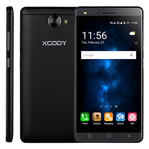 Xgody X11 5 Inch Cell Phone Unlocked Android 51 Quad Core