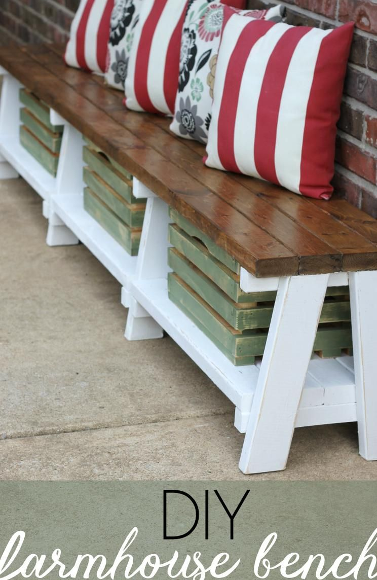 Want To Add More Seating And Storage To Your Outdoor Space Create