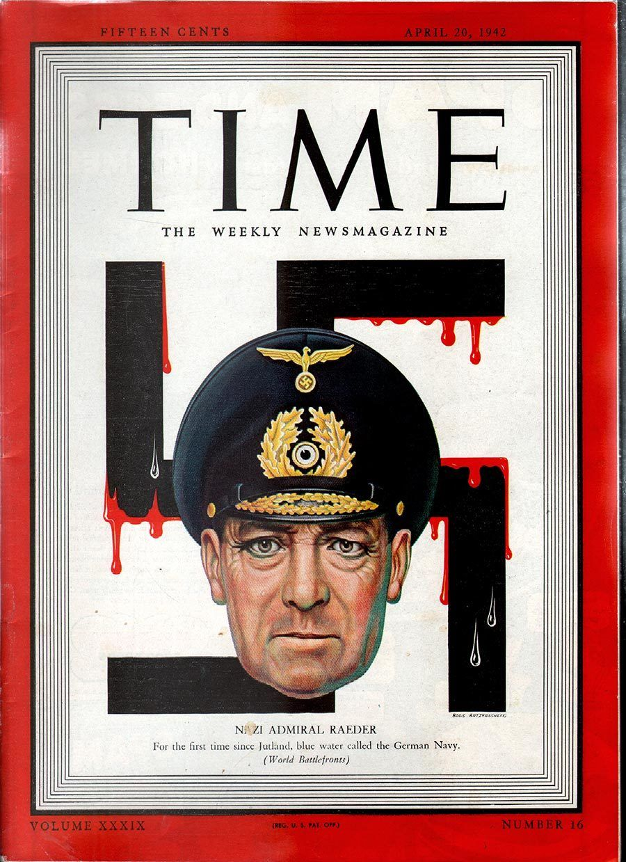 Time April 20 1942 Ephemera Forever With Images Time Magazine Magazine Cover Life Magazine Covers
