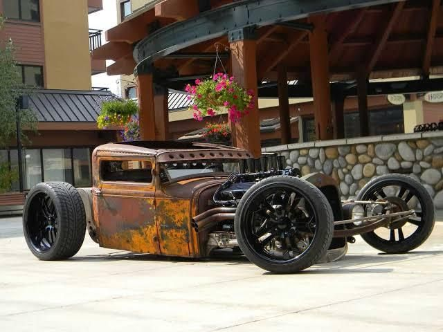 wastelandwarrior4:Wicked Rat wastelandwarrior4:Wicked Rat ratrod rat rods rat truck rat rusted rust