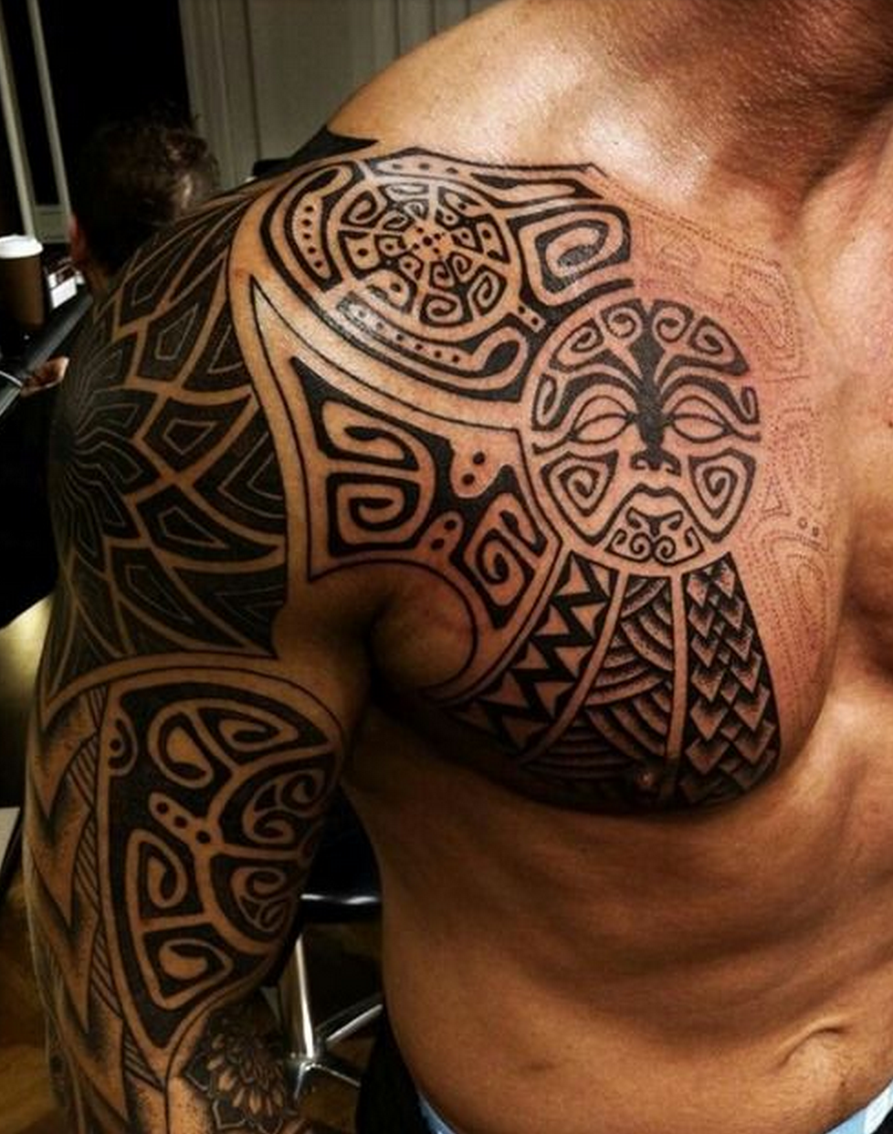 Pin By Nupur Jain On Tattoos Pinterest Tatuaje Maori Tatuajes - Tatuajes-hawaianos