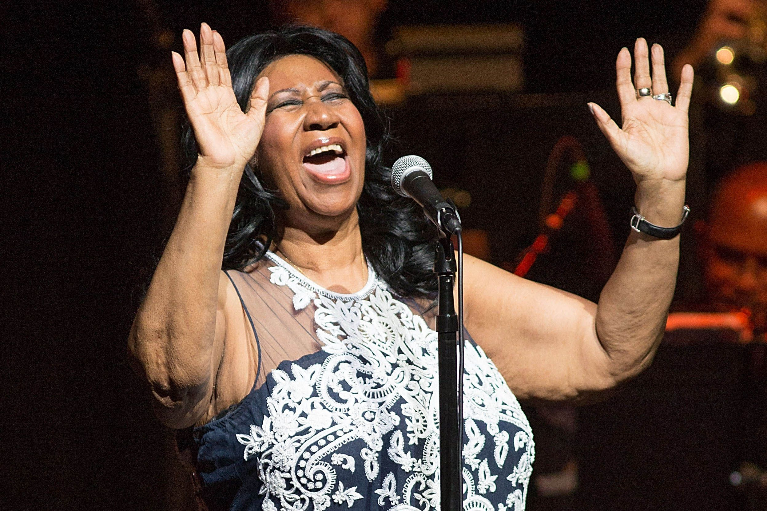 Why Aretha Franklin Might Be Losing Respect Aretha Franklin