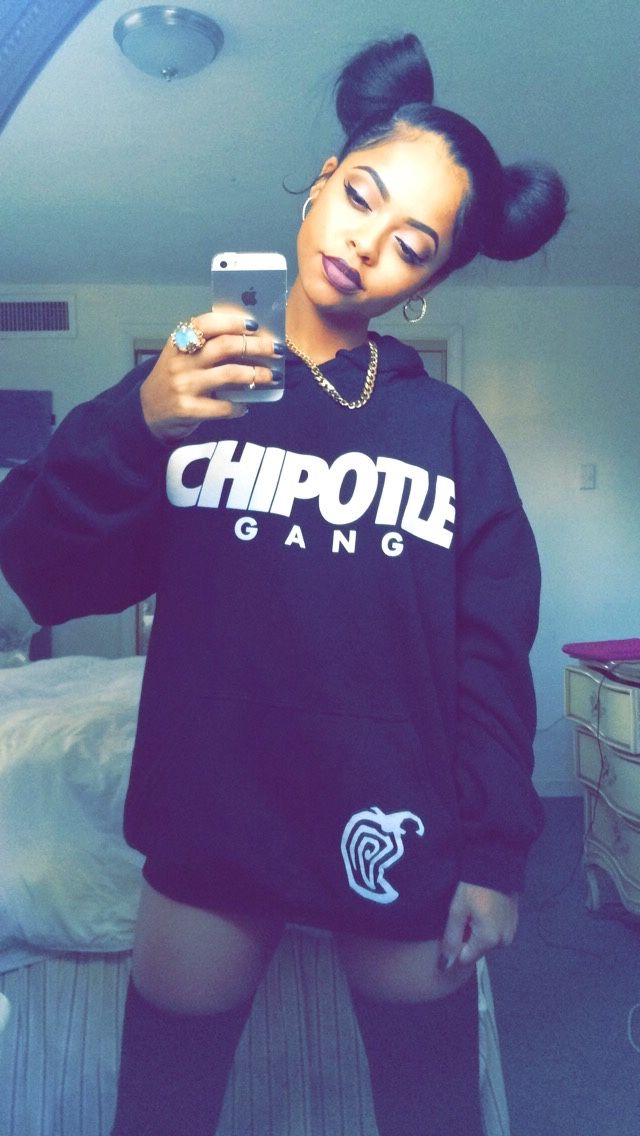 Crew Neck A Fit Pinterest Hair Styles Natural Hair Styles And