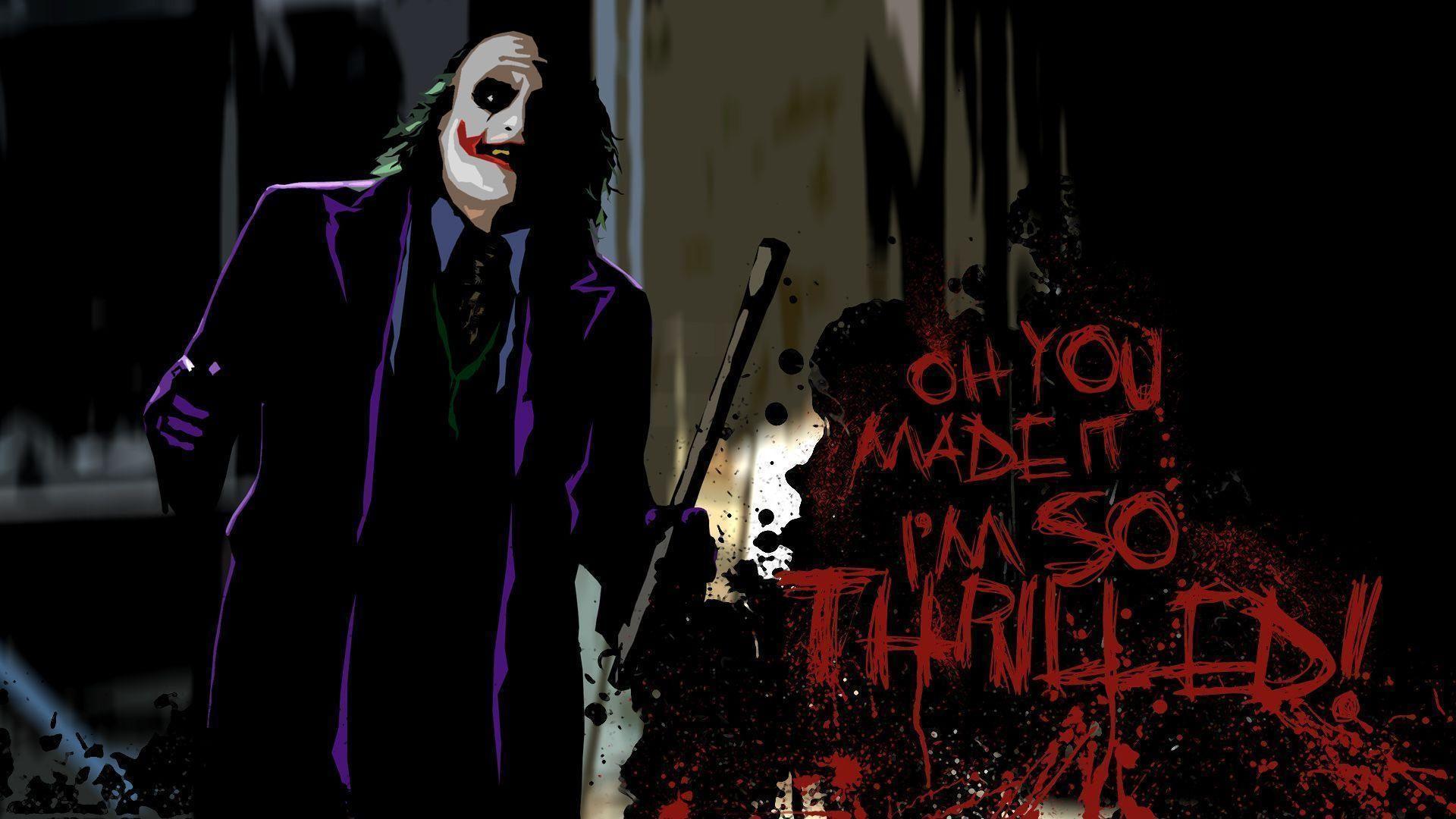 87 Wallpaper Quotes Joker
