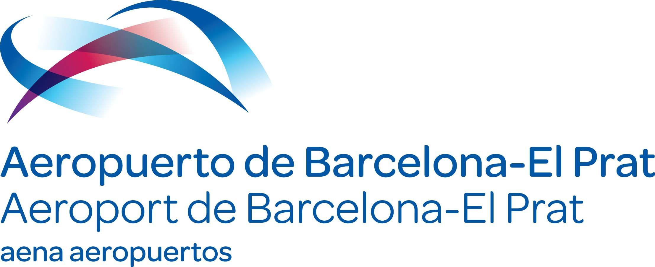 Image result for aeropuerto barcelona-el prat logo